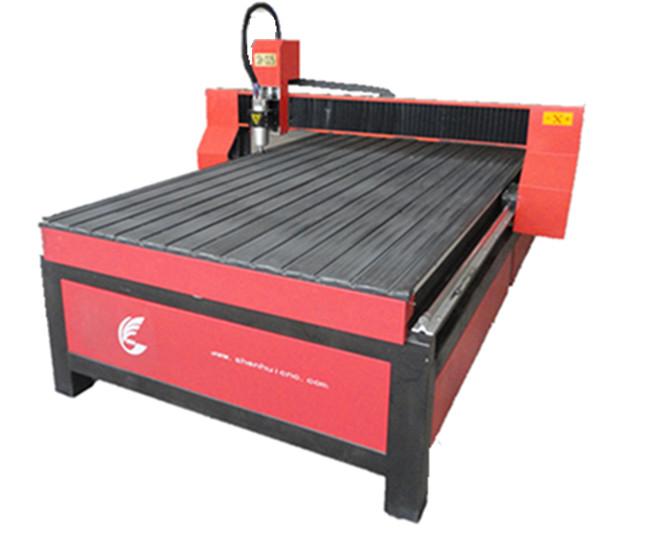 神绘SH-1325广告雕刻机密度板镂空亚克力ABS板雕刻机